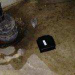Použití senzoru záplavy